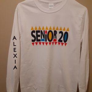 Senior 20 Long Sleeve Shirts
